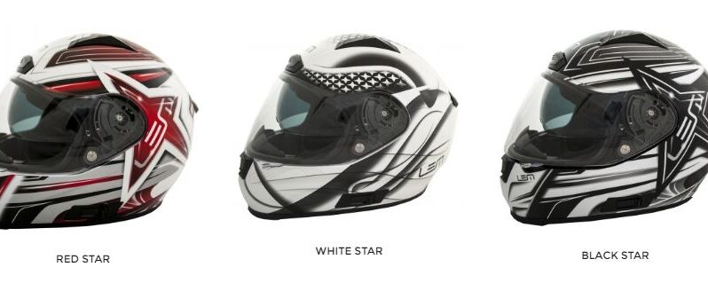 Casco  BLUE STAR full