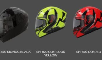 Casco SH-870 MONOC full